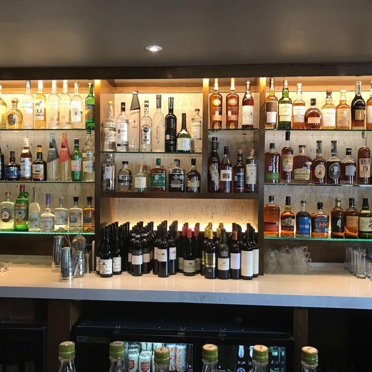 Riel restaurant bar