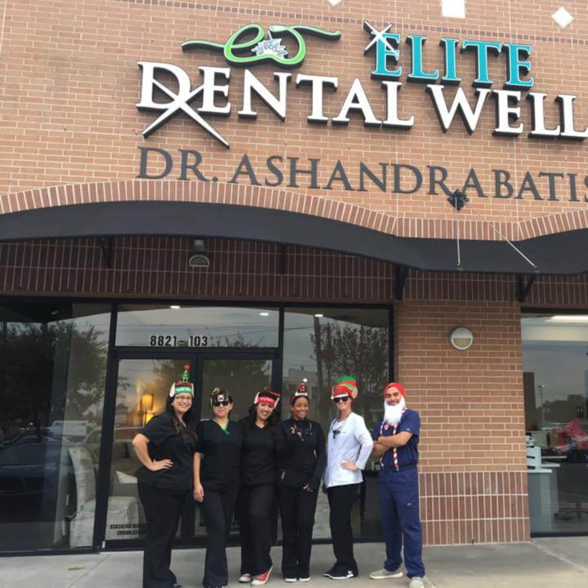 Married to Medicine Houston Ashandra dental clinic