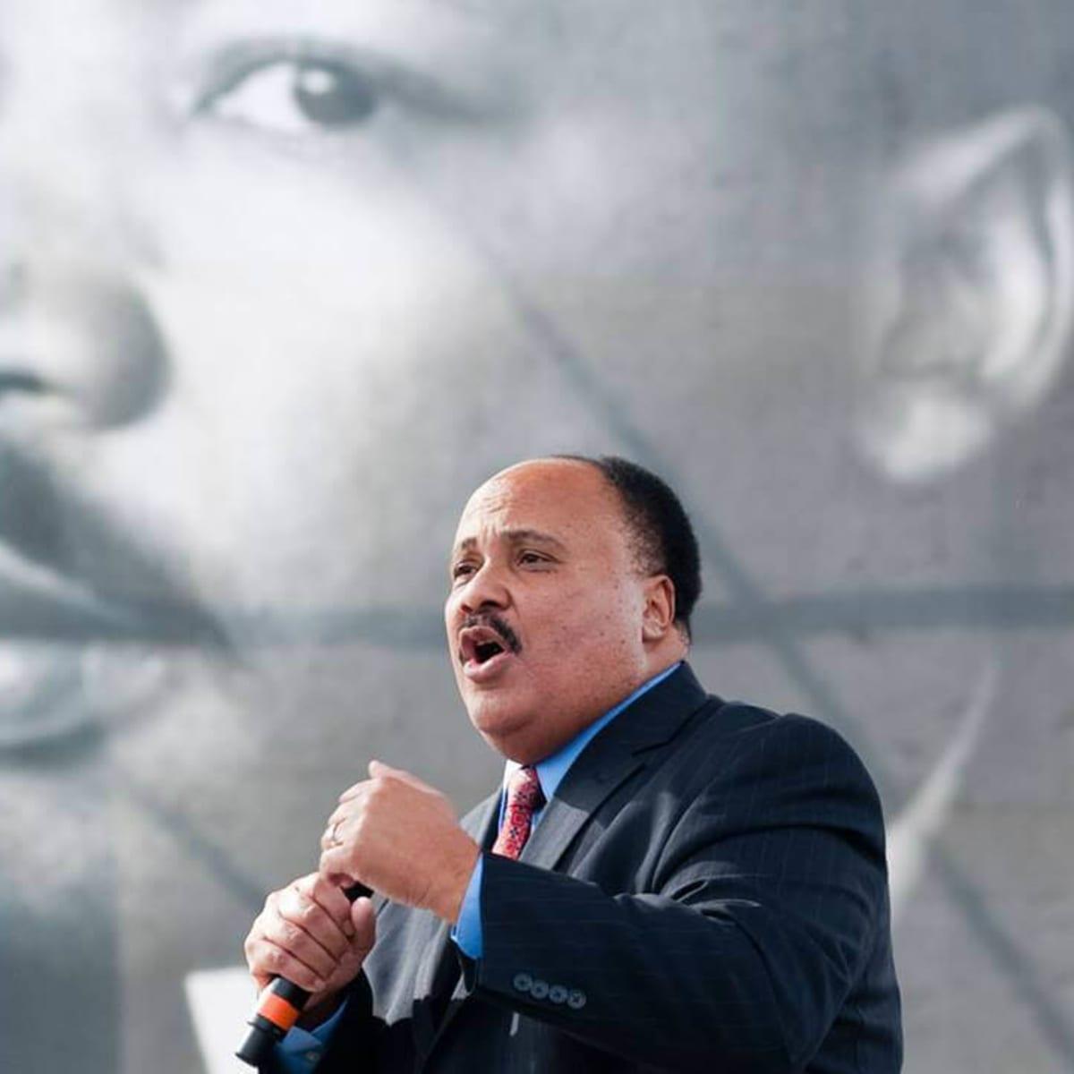 Martin Luther King III speech DreamWeek