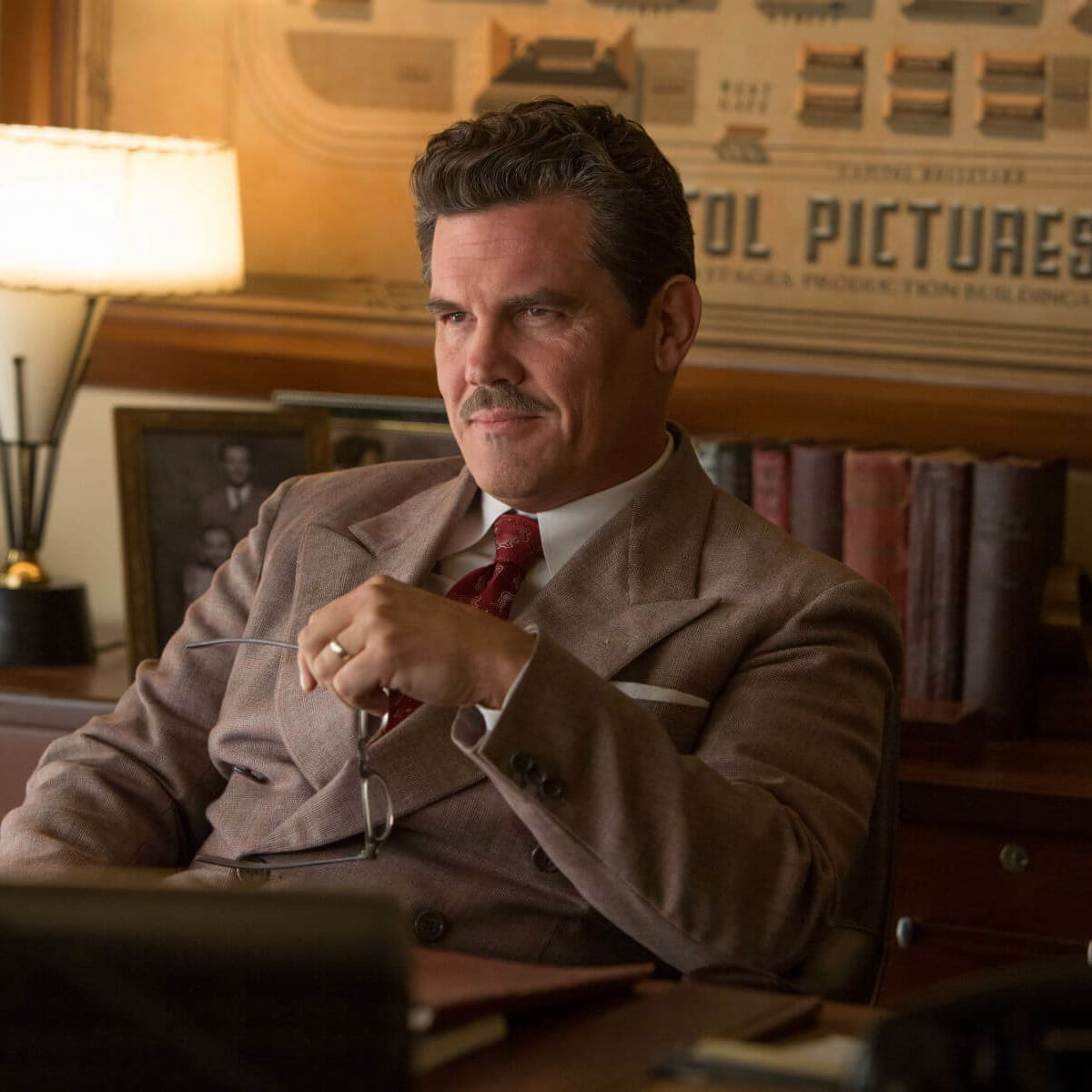 Josh Brolin in Hail, Caesar!