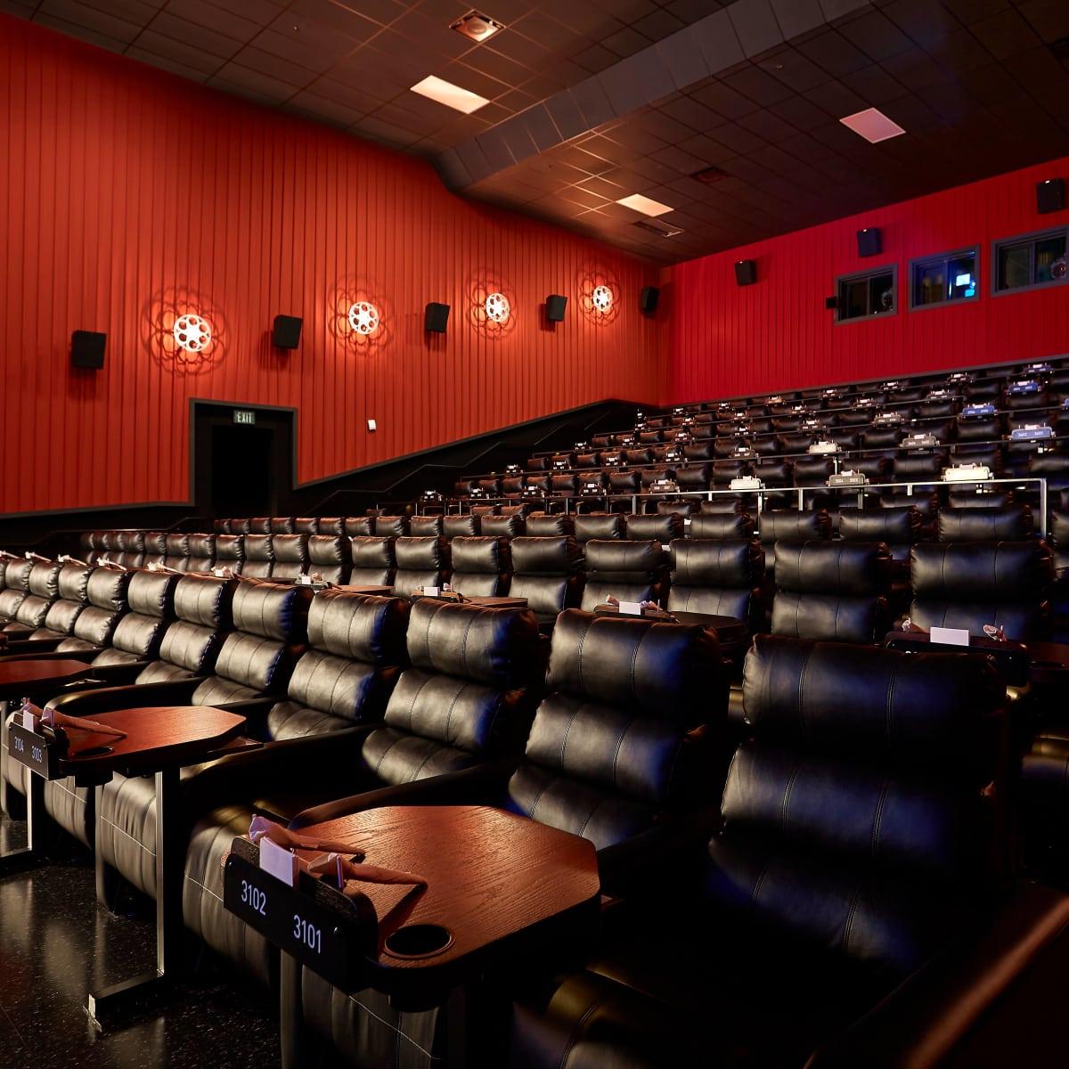Houston, Alamo Drafthouse Cinema Katy, Jan 2017, interior of auditorium