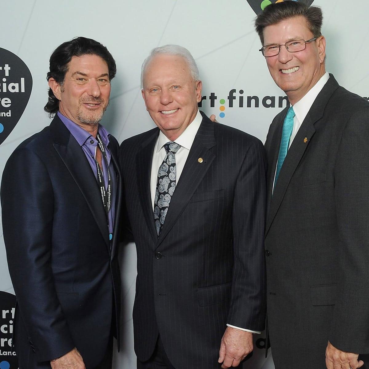 Smart Financial Center, Gary Becker, former Sugar Land Mayor James Thompson, Sugar Land Mayor Joe Zimmerman