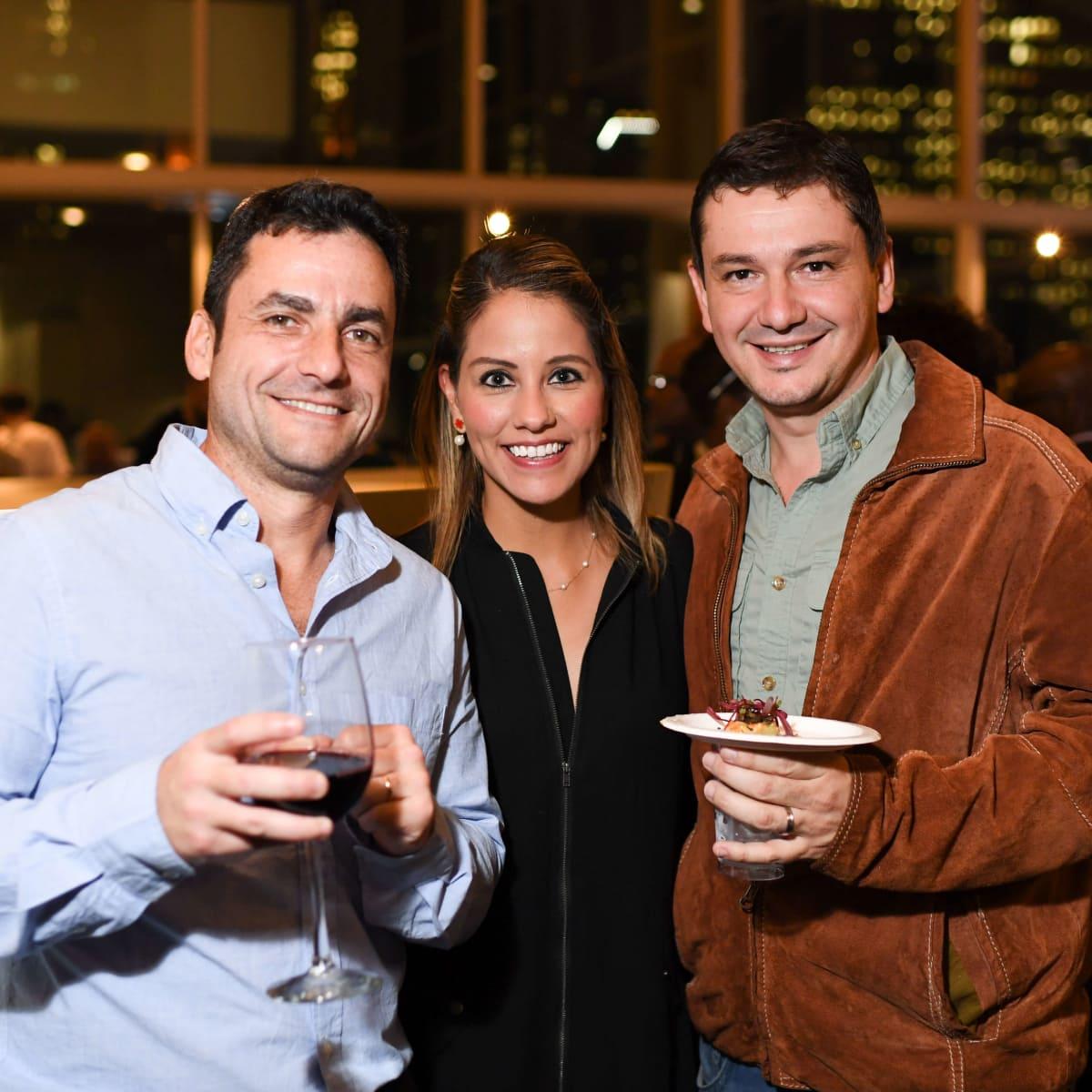 Houston, The Truffle Masters 2017, Jan 2017, Ianir Divinsky, Raquel Franco, Alexis Franco