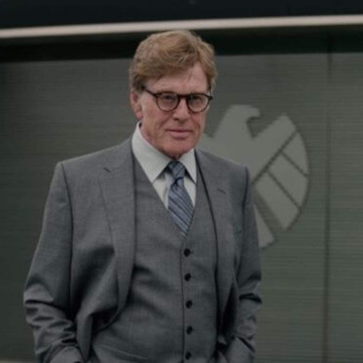 Robert Redford in The Discovery