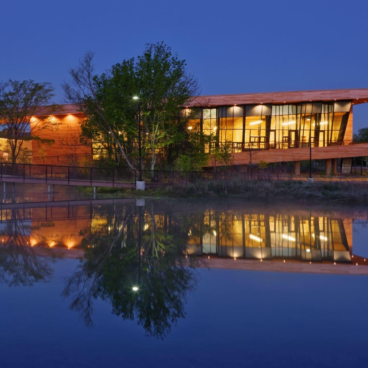 Trinity River Audubon Center in Dallas