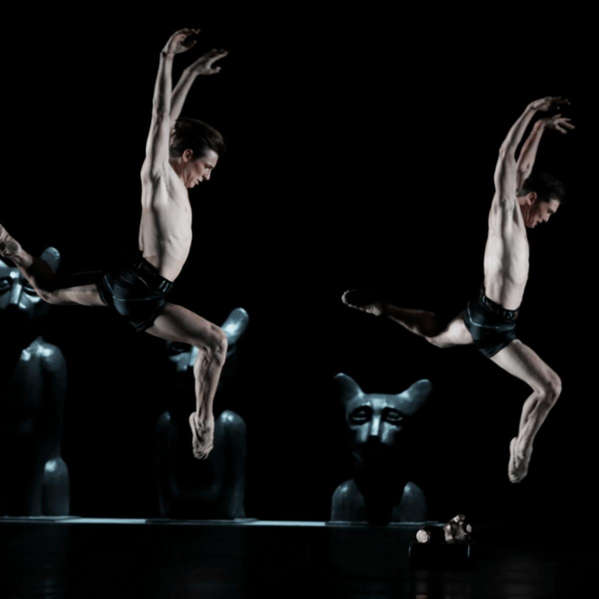 Houston Ballet Stepping Stones Rhys Kosakowski, Charles-Louis Yoshiyama