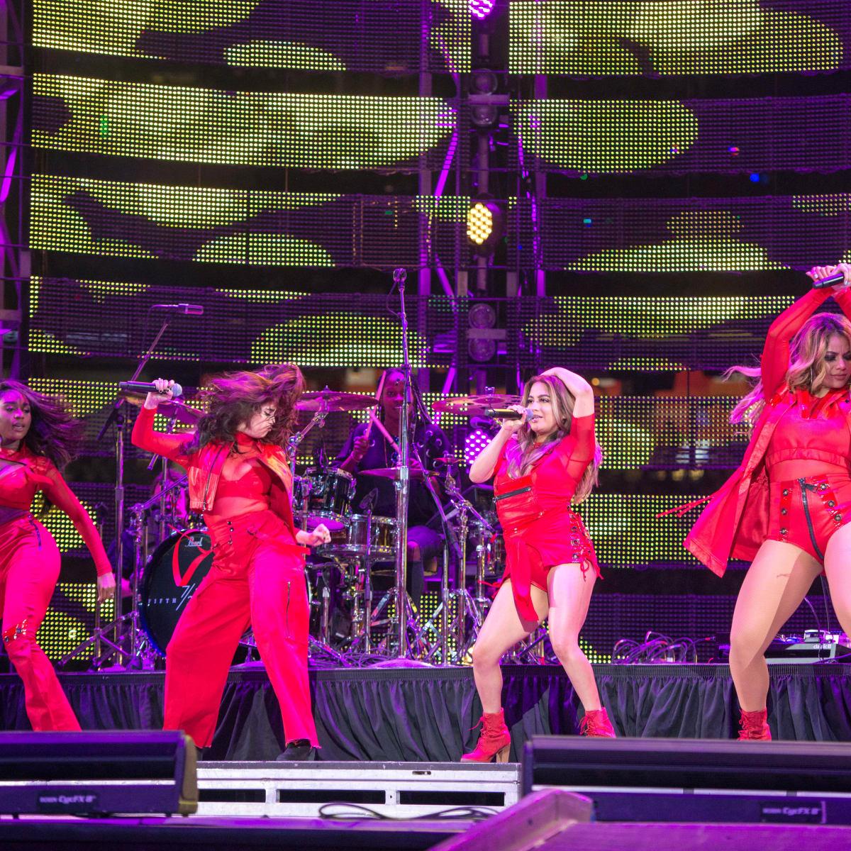 Fifth Harmony at Rodeo Houston 2017