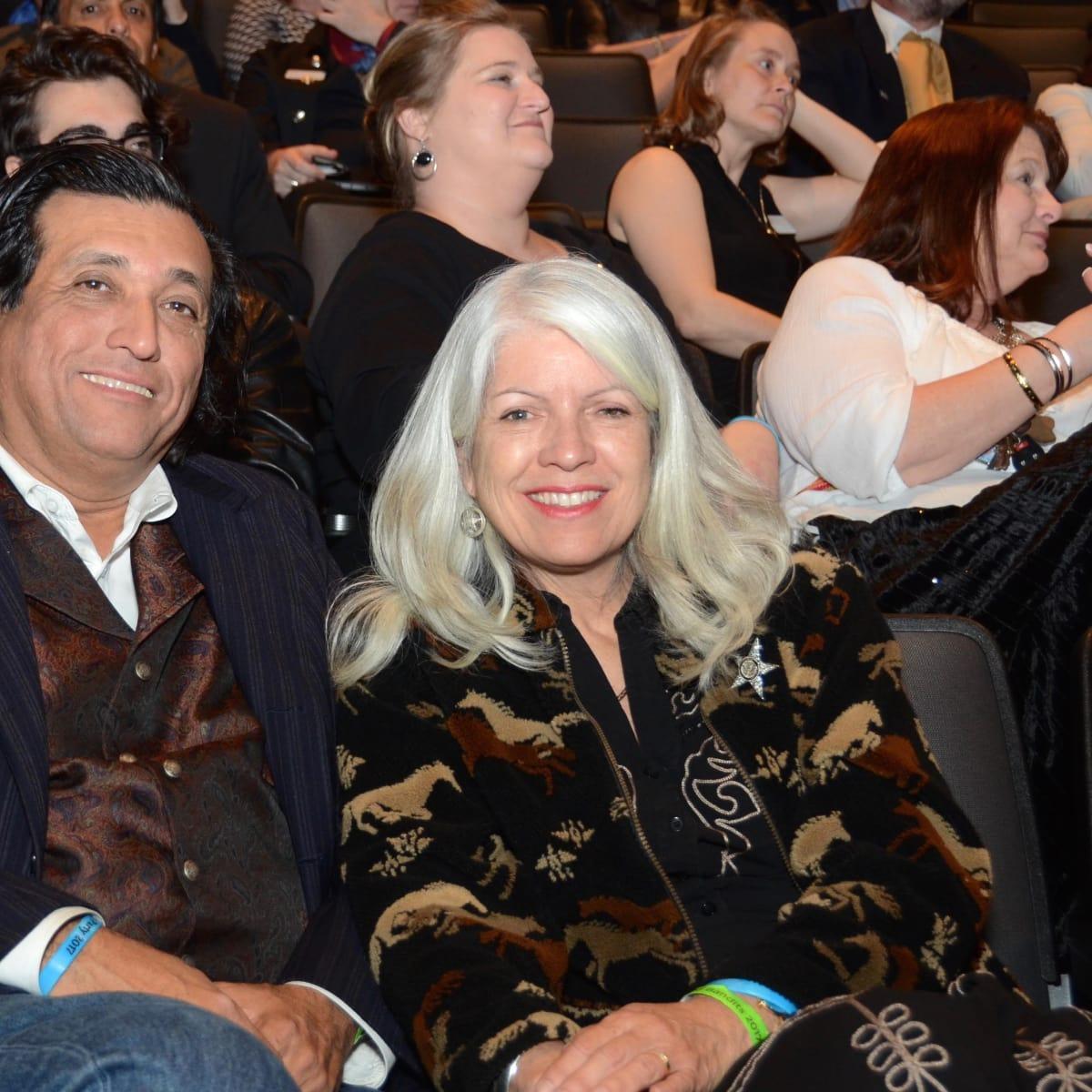 Tim Cisneros, Karla Cisneros at Children at Risk