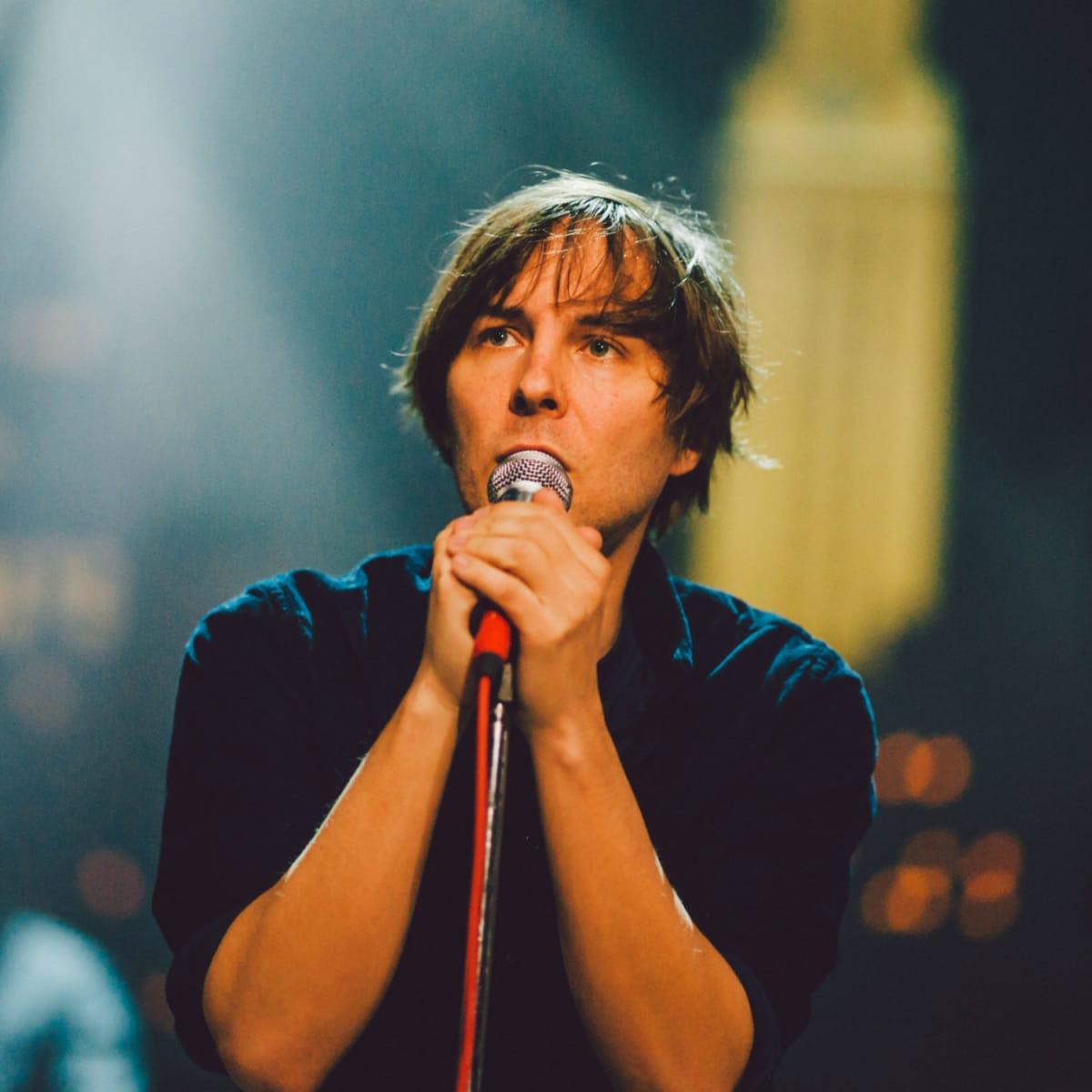 Phoenix singer cropped close