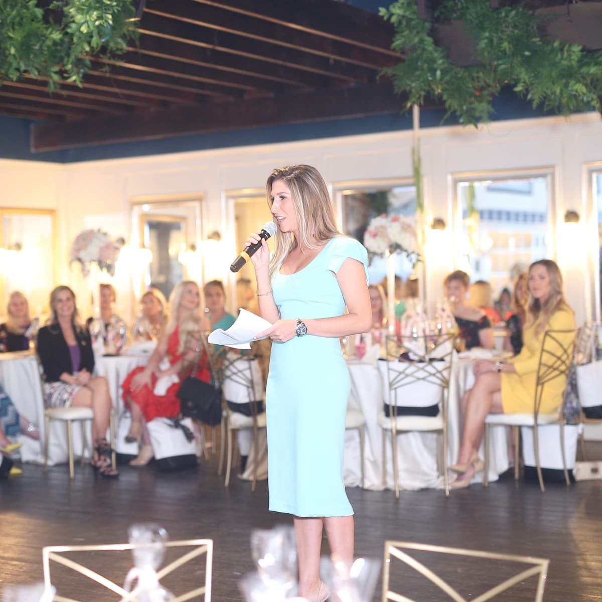 Sky High brunch, Brittany Hebert (Sky High Founder)