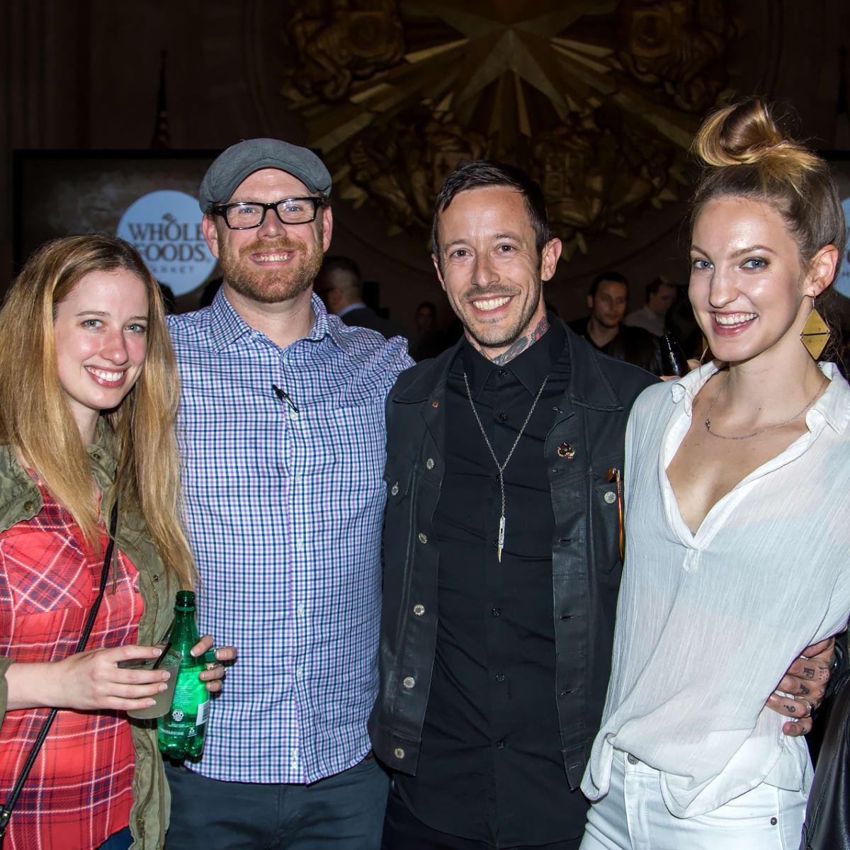 Shelley Ragan, Matt Ragan, Josh Arseneau, Emily Arseneau
