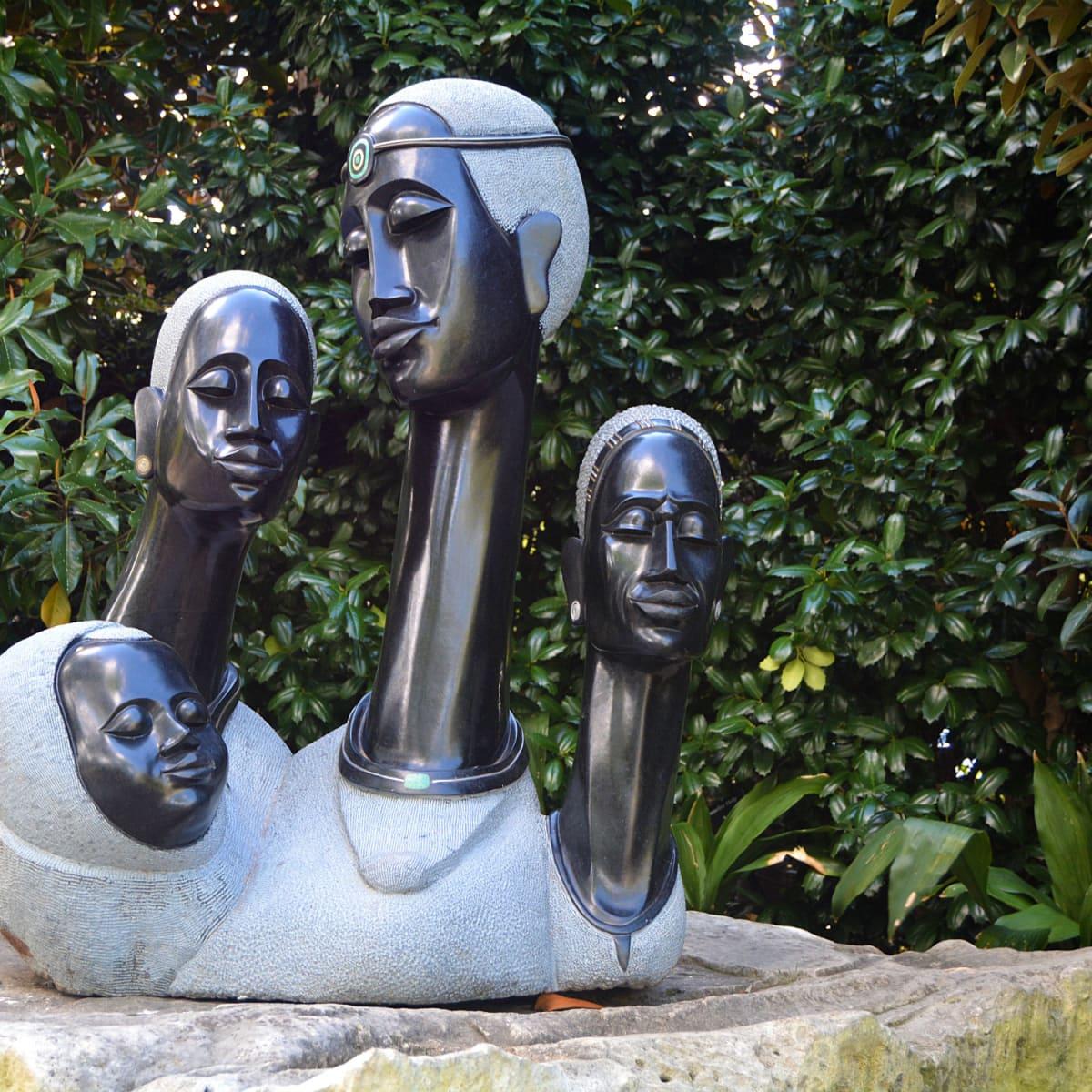 Dallas Arboretum and Botanical Garden presents ZimSculpt