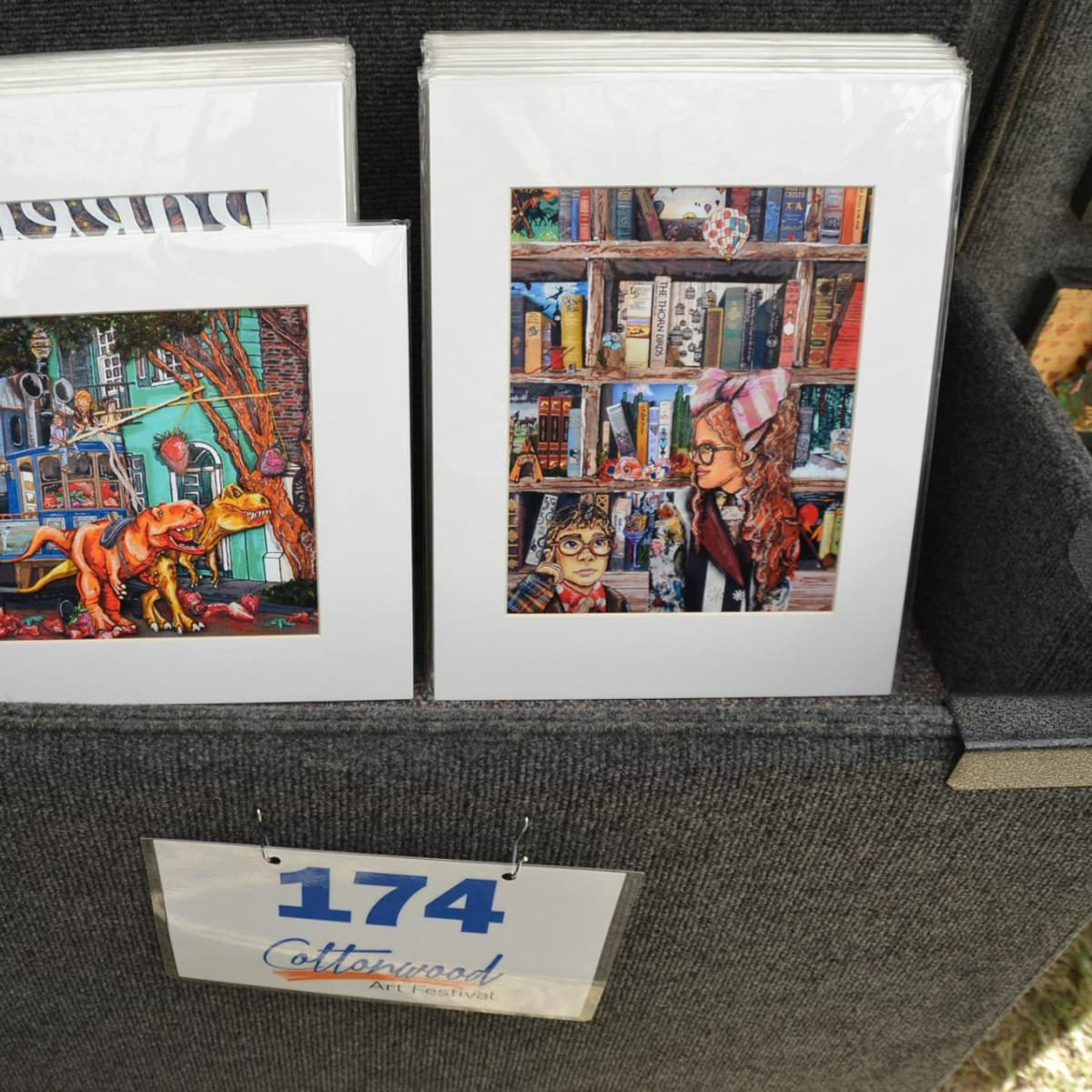 Cottonwood Art Festival 2016