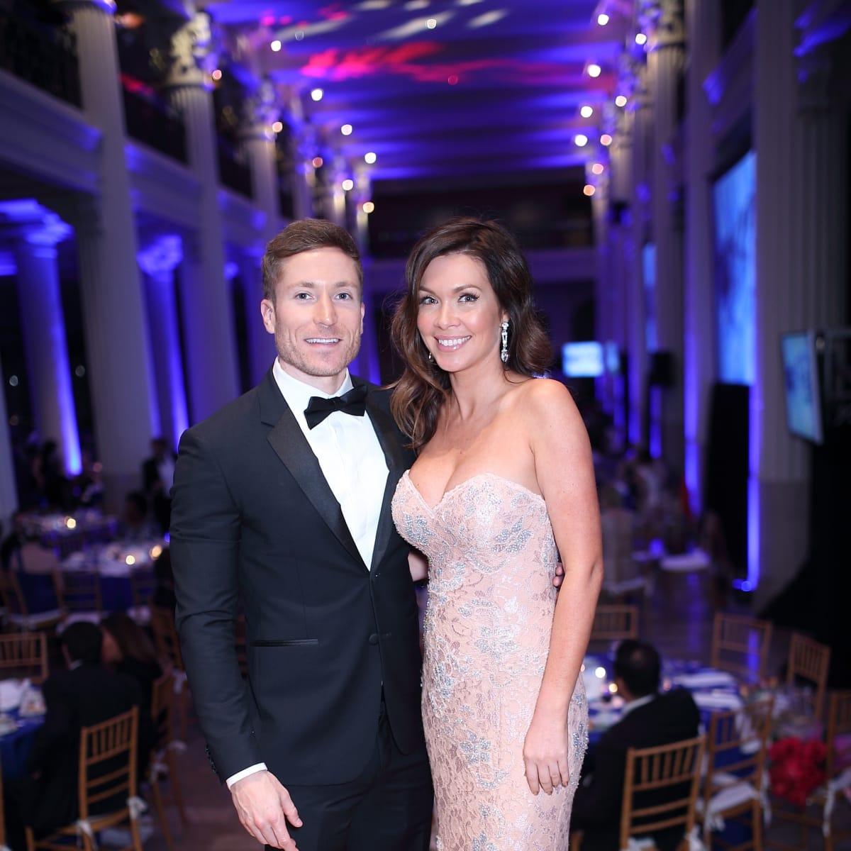 Shaun Lynch, Jentry Kelly at Denali Gala