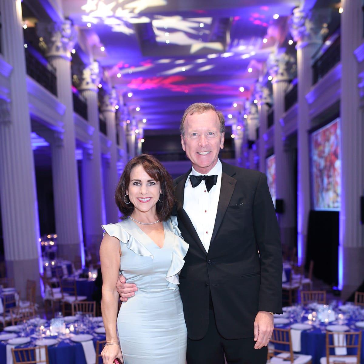Maria Bush, Neil Bush at Denali Gala