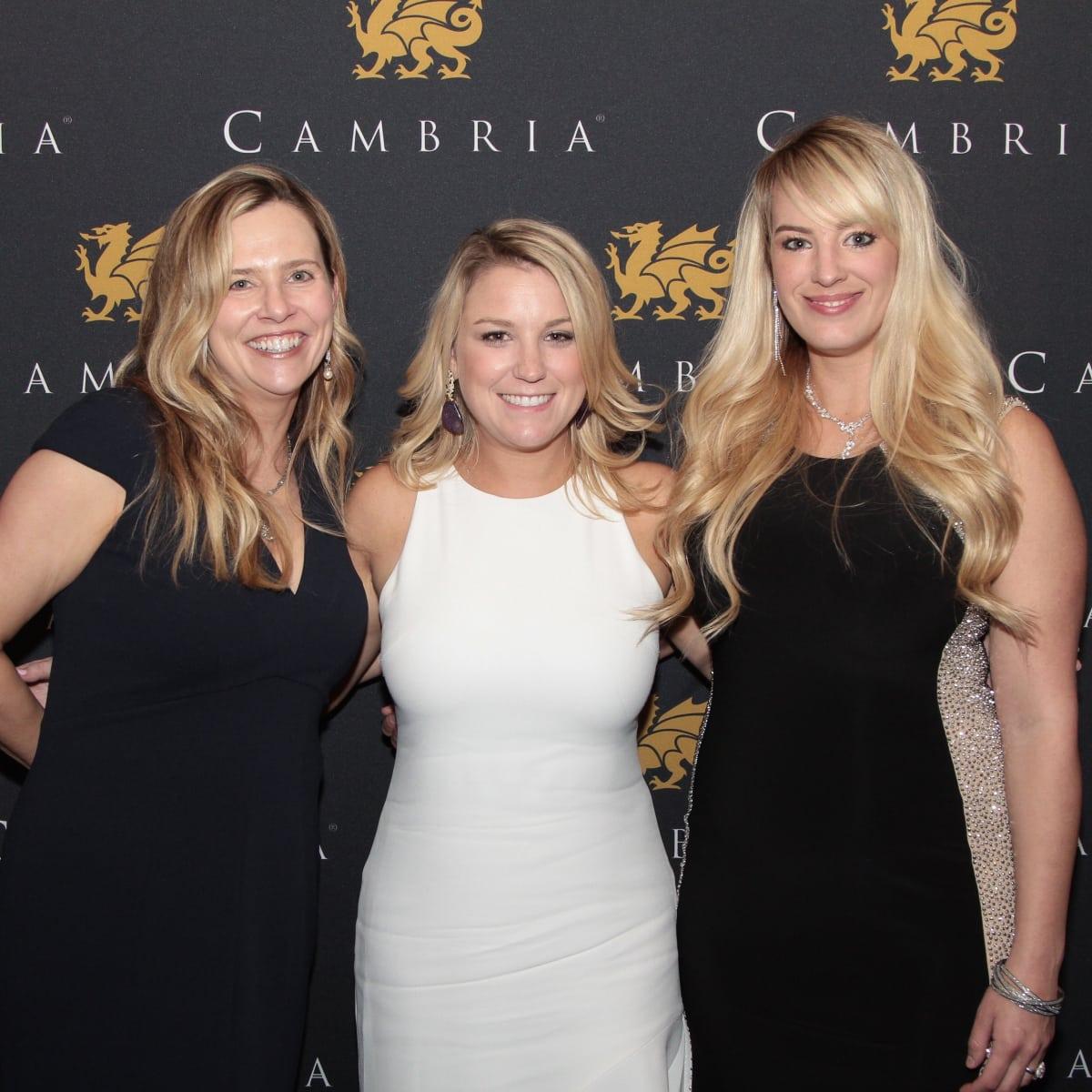 Devereux Gala, Kristin Ford, Grace Hofer, Sarah Snell