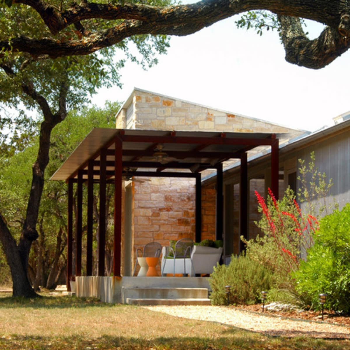 Austin modern budget home 1