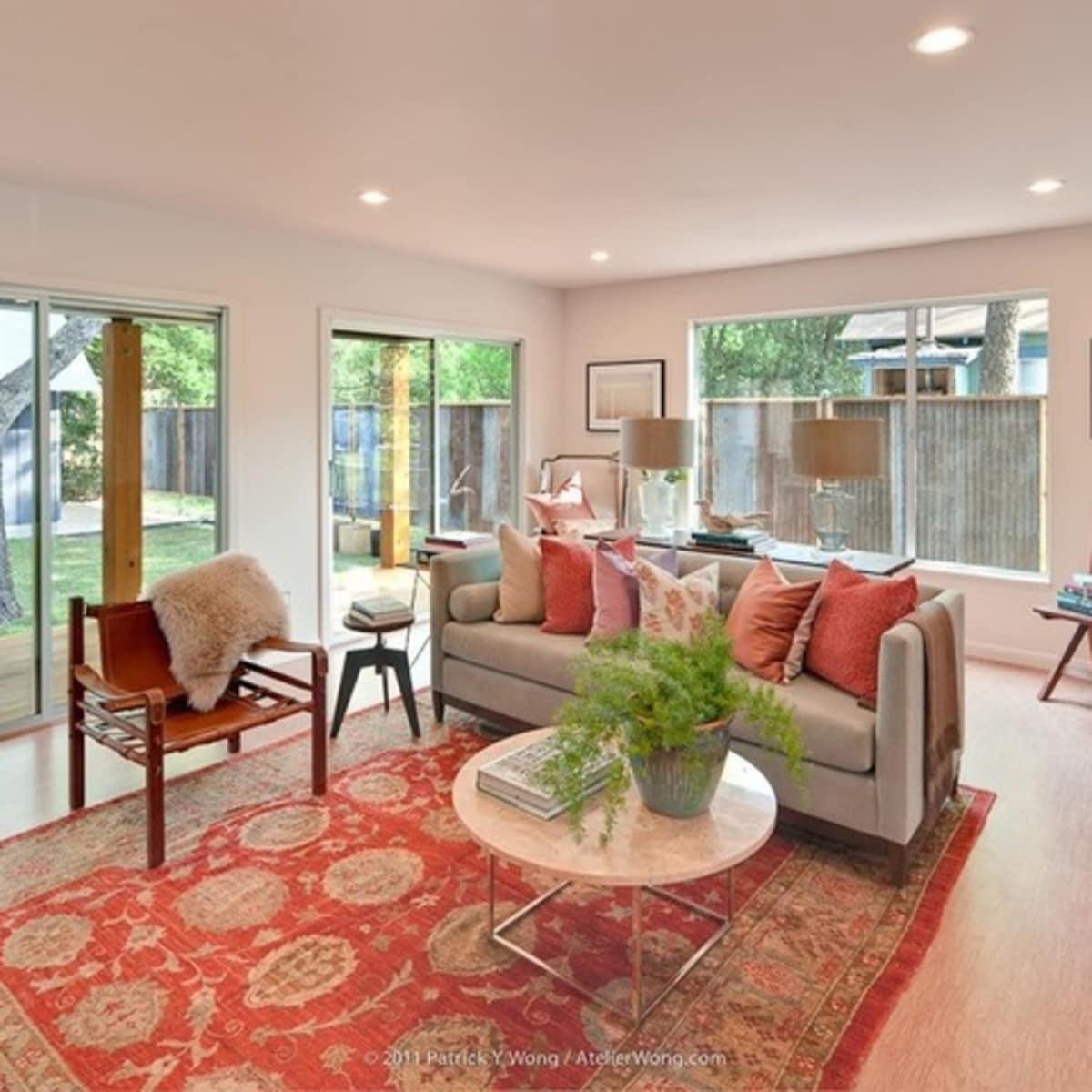 Austin modern budget home 6