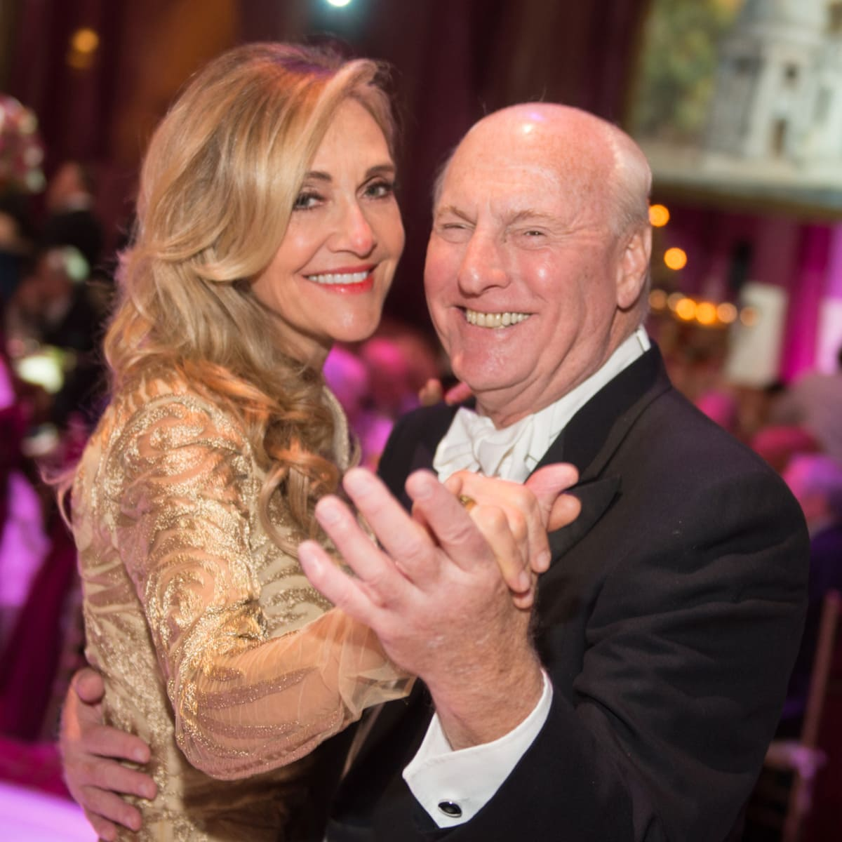 Houston, Houston grand opera ball, April 2017, Jana Arnoldy, Scotty Arnoldy