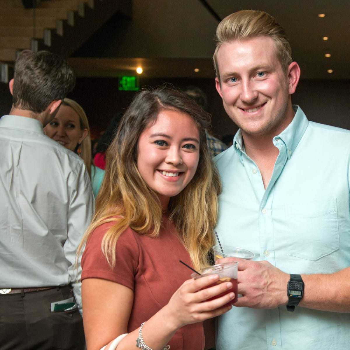 Houston, CultureMap Tastemakers, April 2017, Celeste Nguyen, Adam Ros