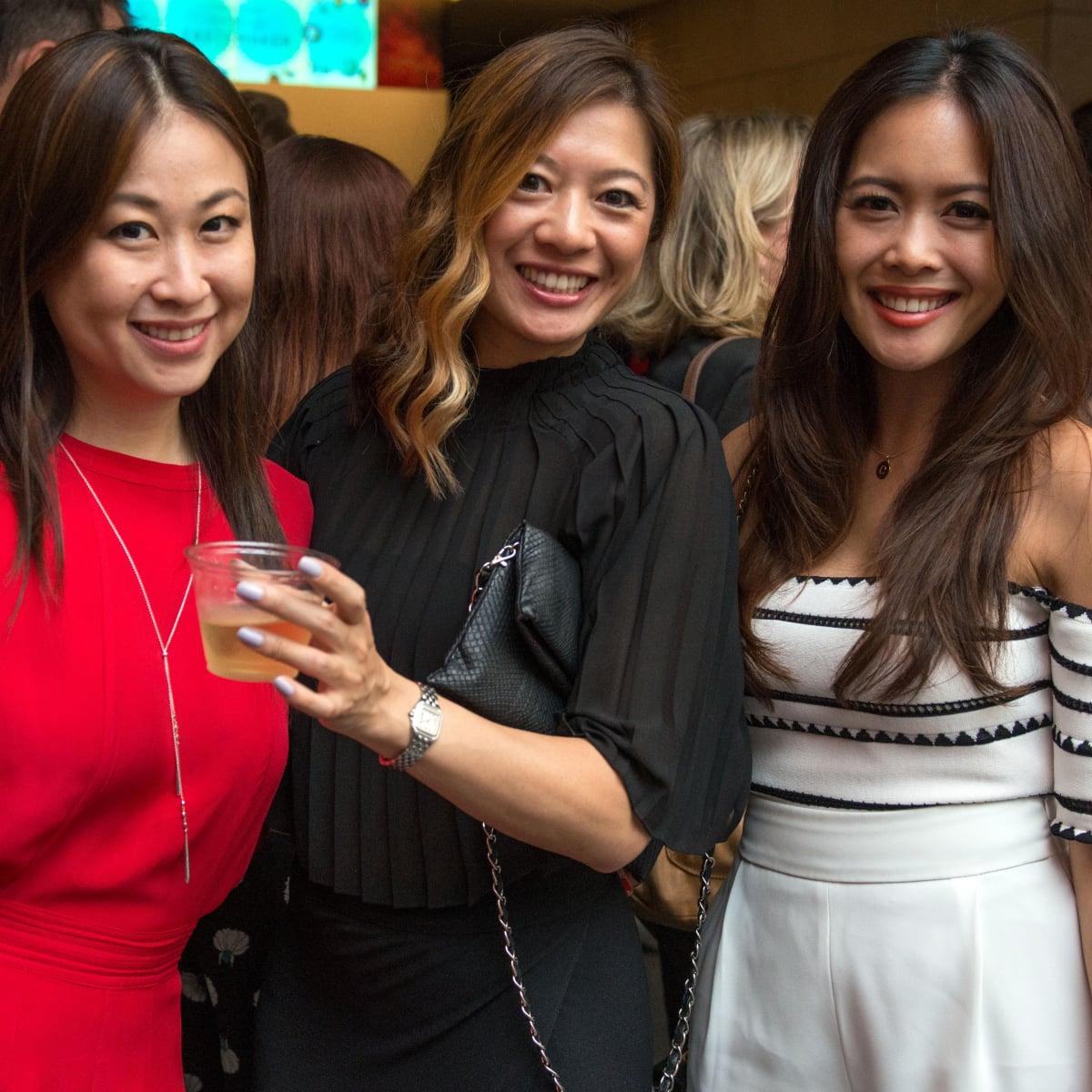 Houston, CultureMap Tastemakers, April 2017, Janie Yao, Christine Ho, Christine Nguyen