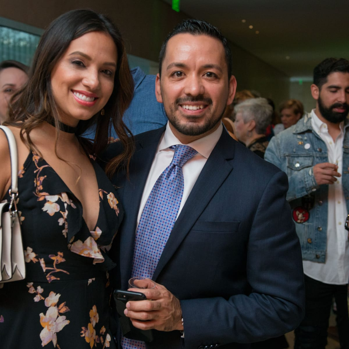 Houston, CultureMap Tastemakers, April 2017, Meagan Shumate, Frank Lozano