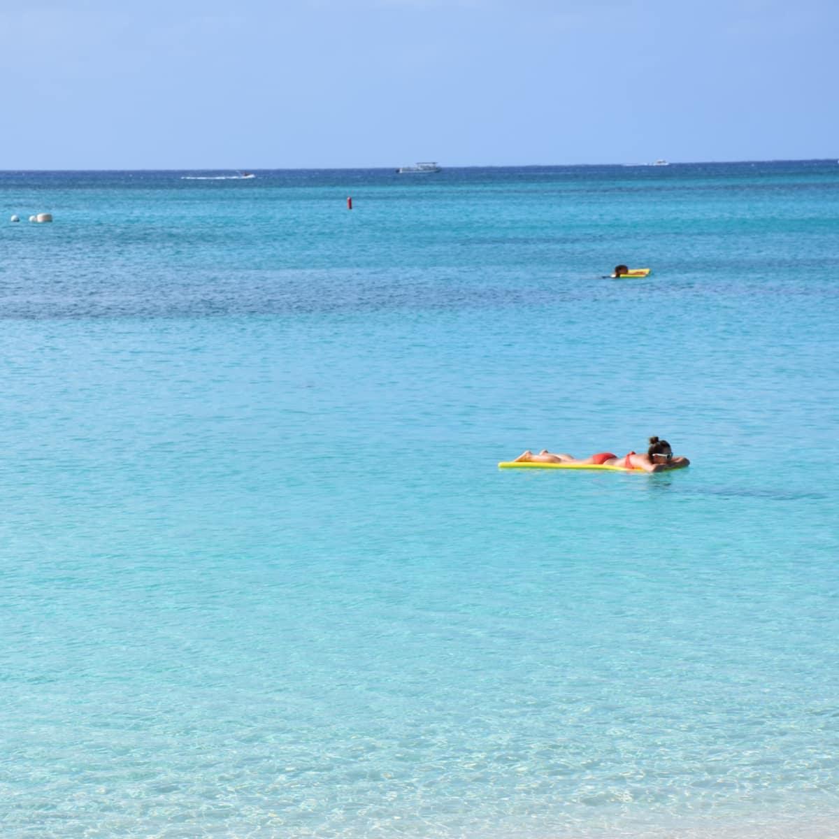 Grand Cayman Island water