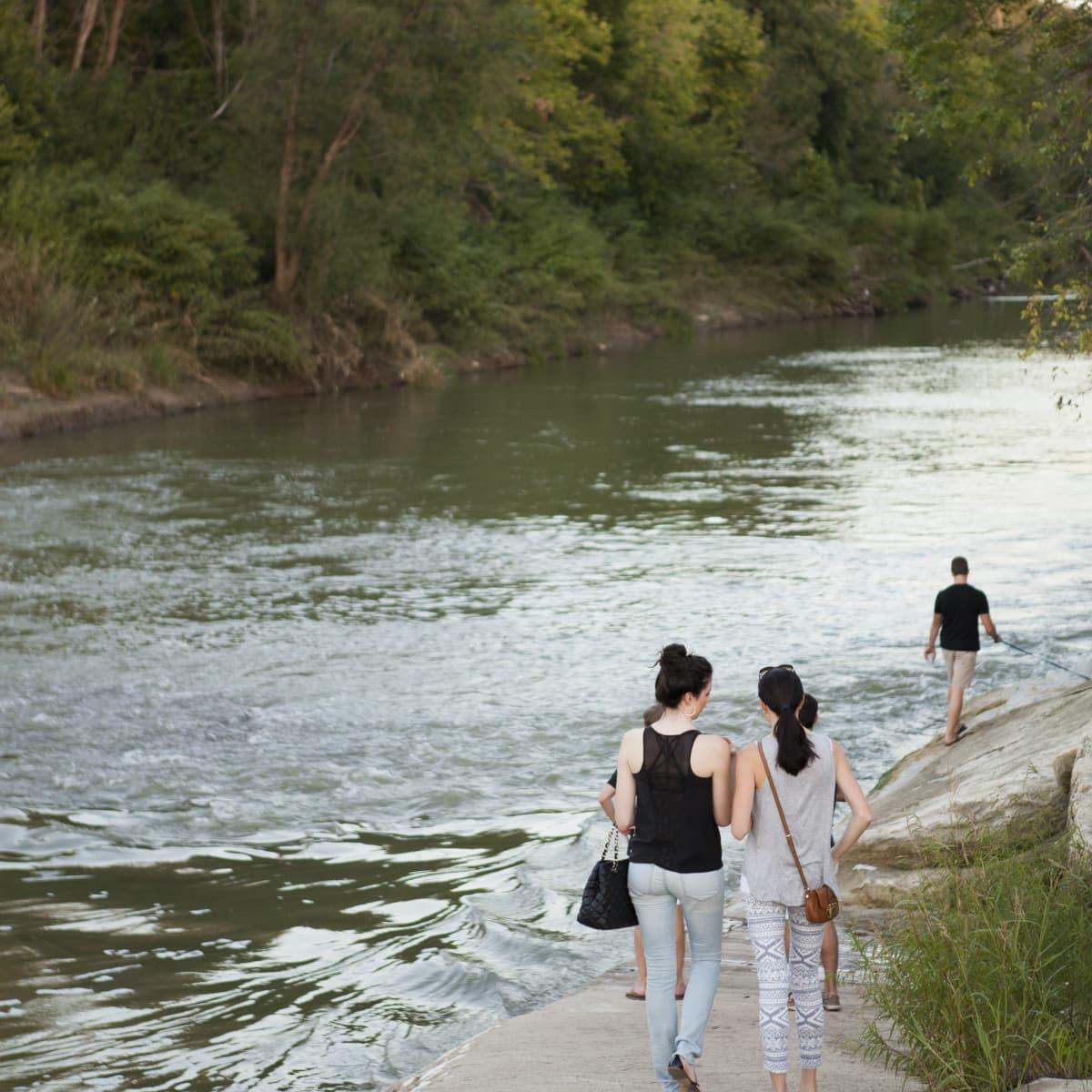 Trinity River Corridor Project
