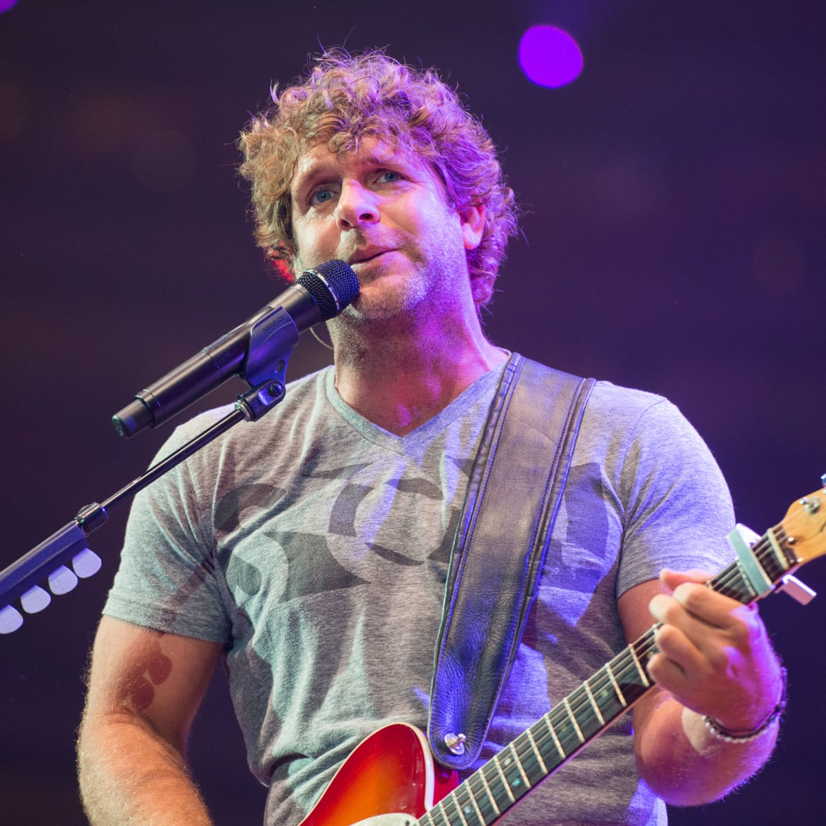 Billy Currington guitar