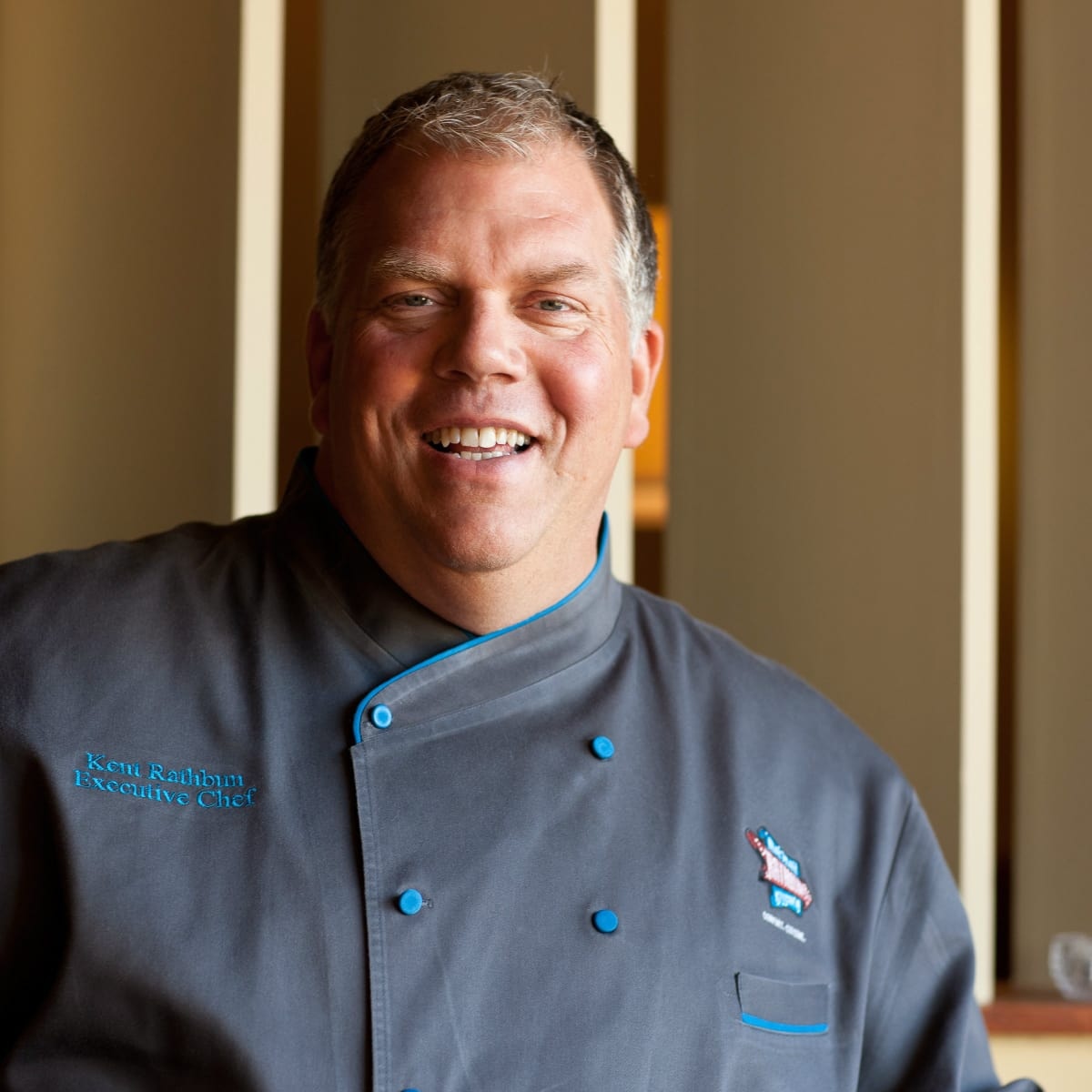 Dallas chef Kent Rathbun of Abacus