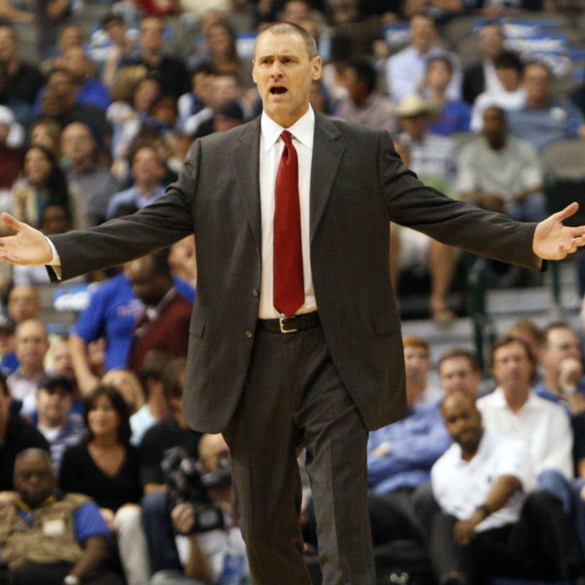 Mavs coach Rick Carlisle