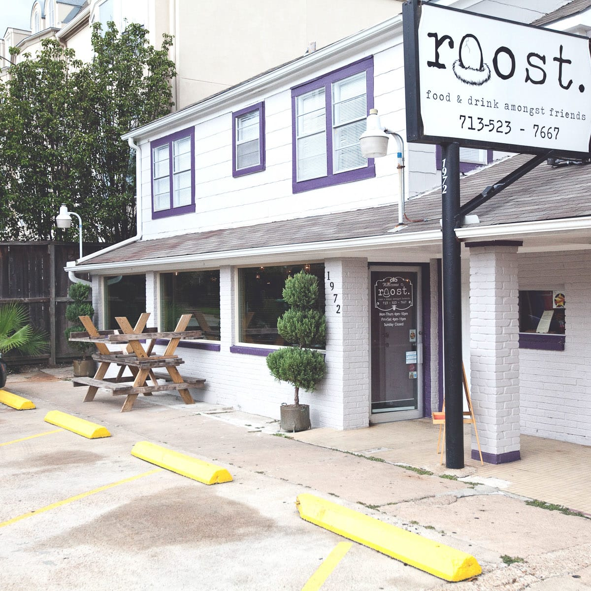 A man, a plan, a restaurant: How Kevin Naderi opened Roost with a l ...