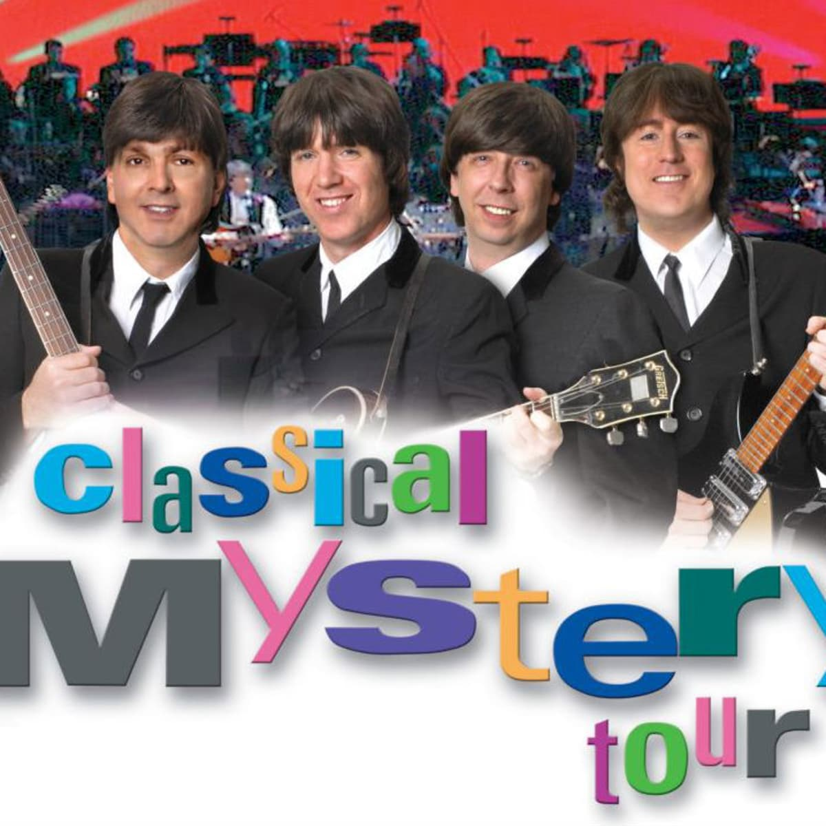 Classical Mystery Tour