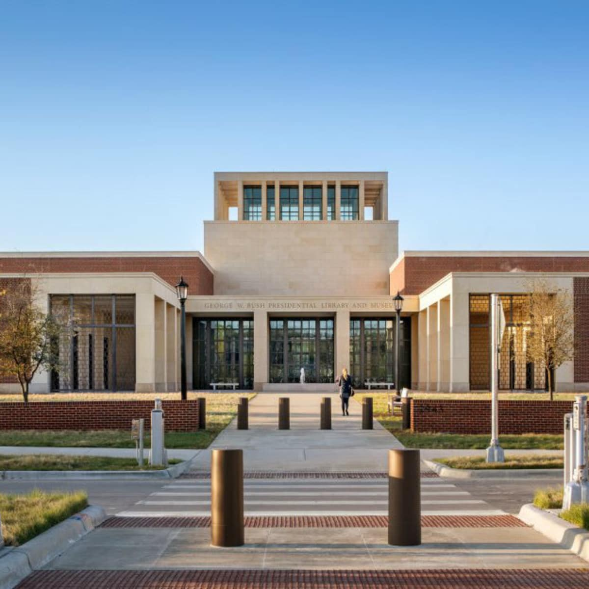 George W. Bush Presidential Center in Dallas