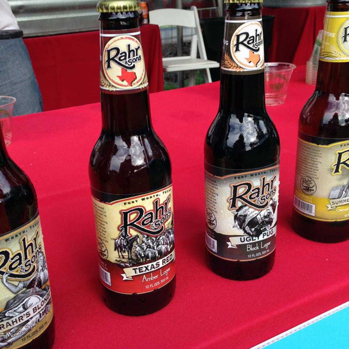 Rahr & Sons beer