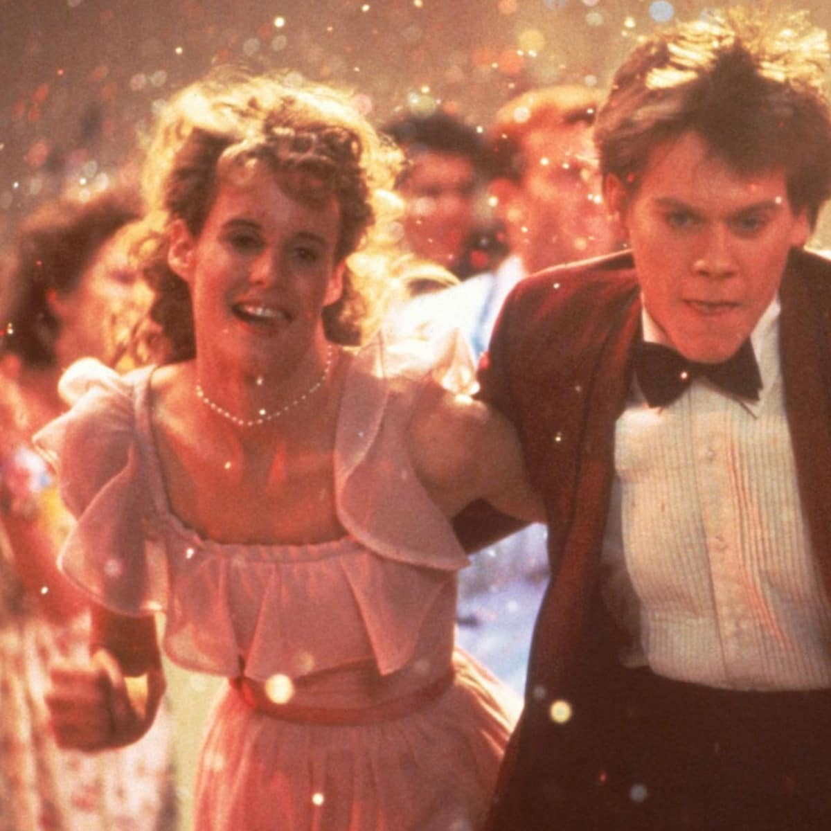 Footloose movie with Kevin Bacon for Action Pack dance along