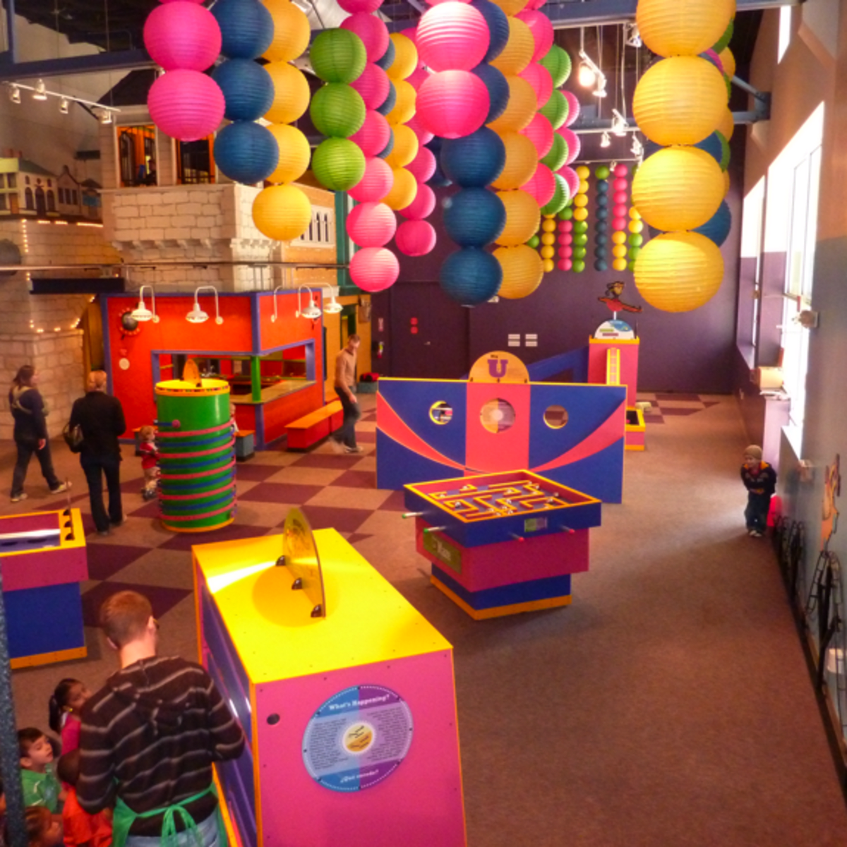 Austin Photo: Places_Arts_Austin_Children's_Museum_Interior