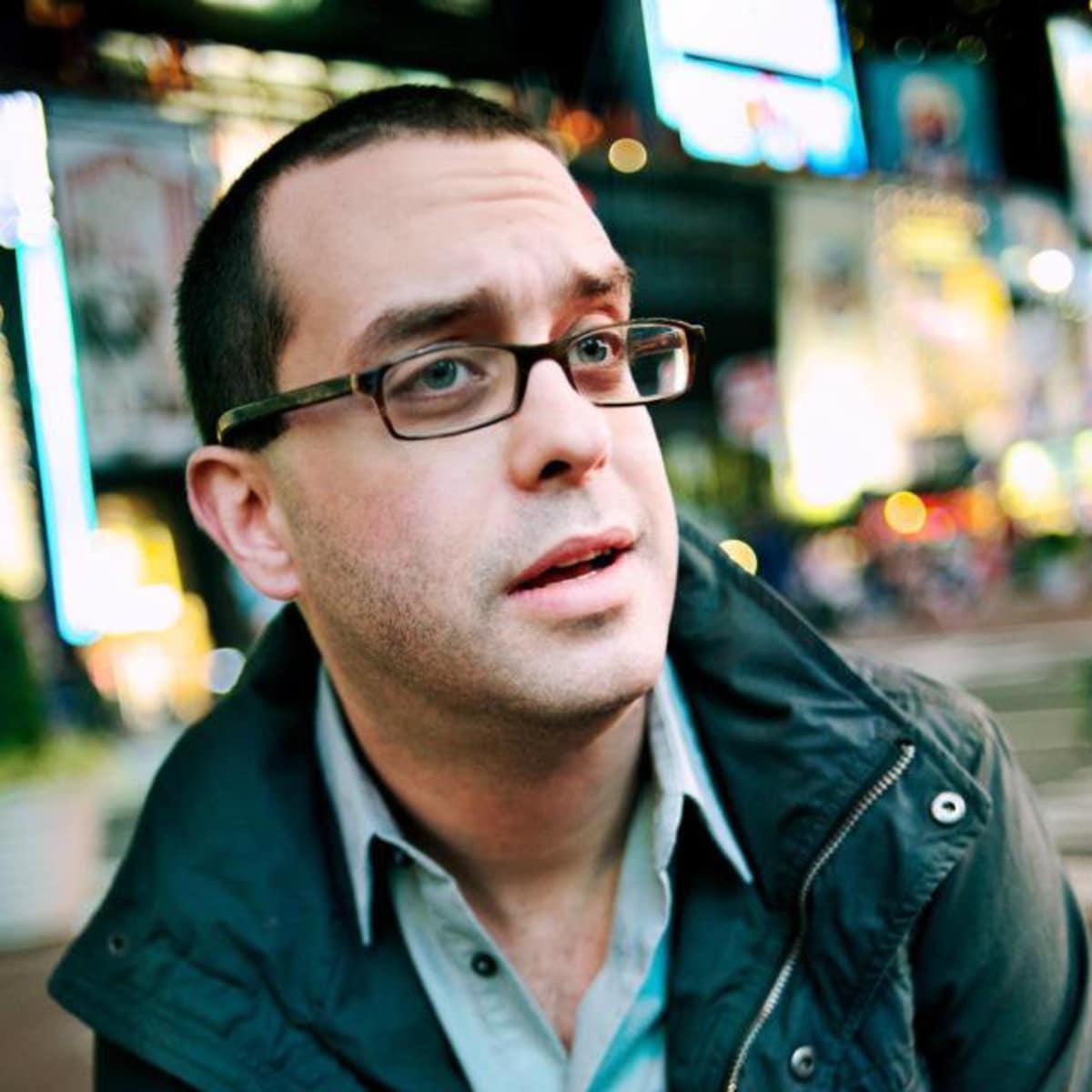 Comedian Joe DeRosa
