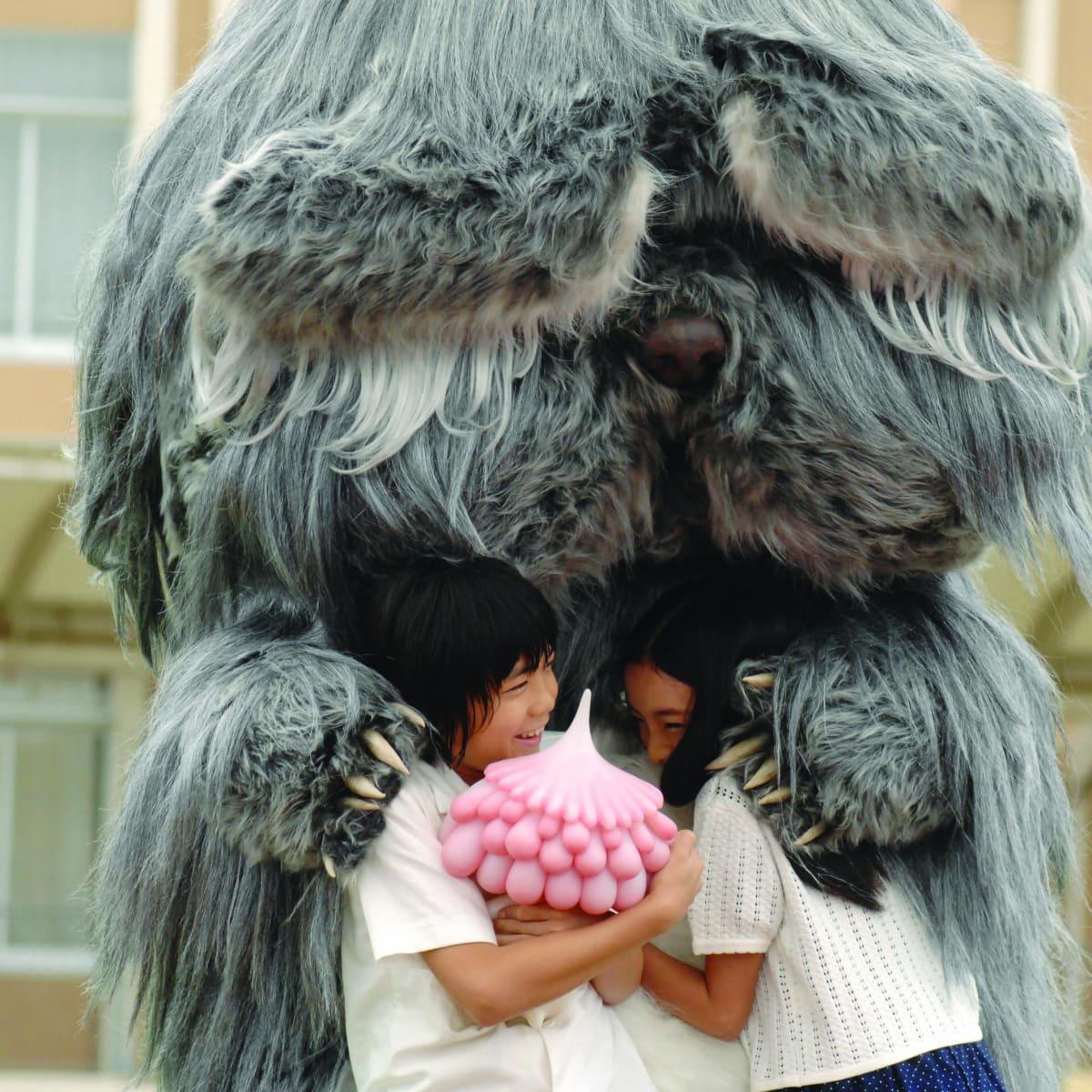 Jellyfish Eyes by Takashi Murakami