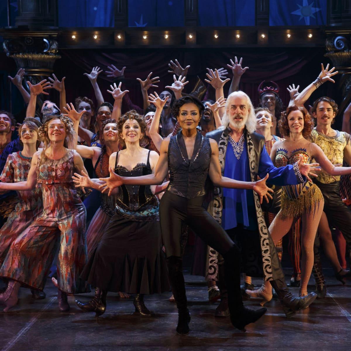 Dallas Summer Musicals presents Pippin