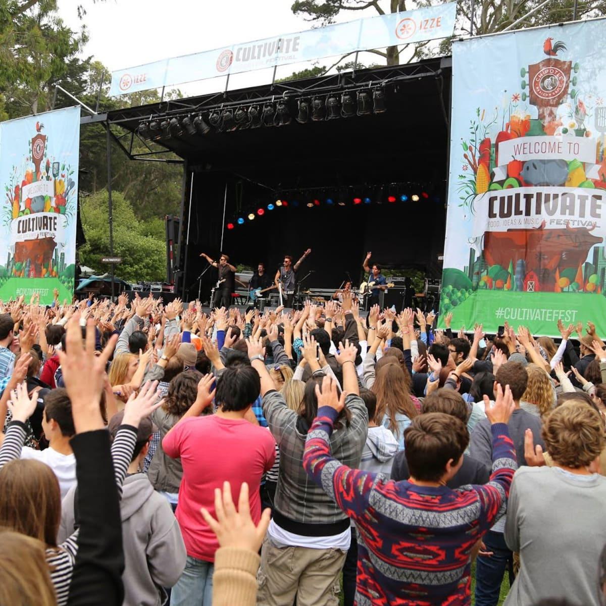Cultivate Food, Ideas & Music Festival