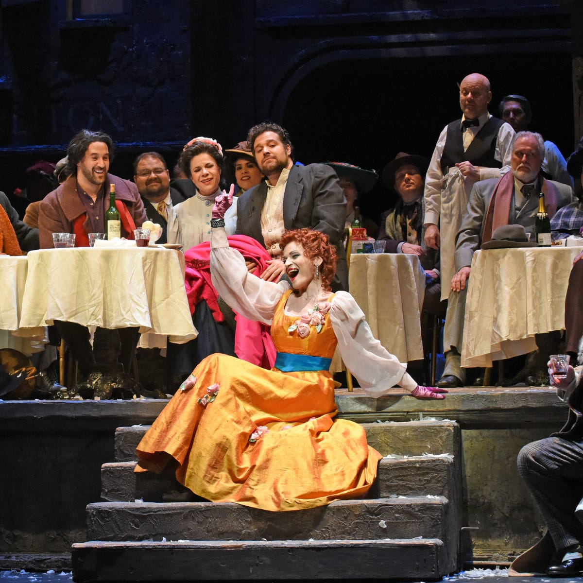 Dallas Opera presents La Boheme