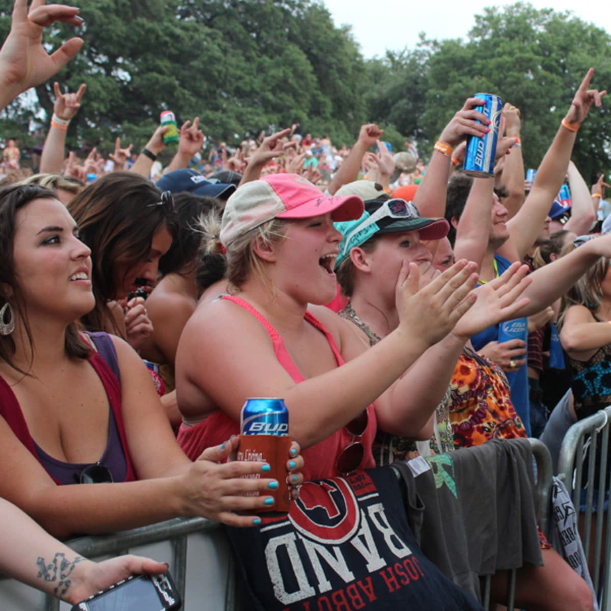 Austin Photo Set: News_meredith_lone star jam_jan 2013_crowd