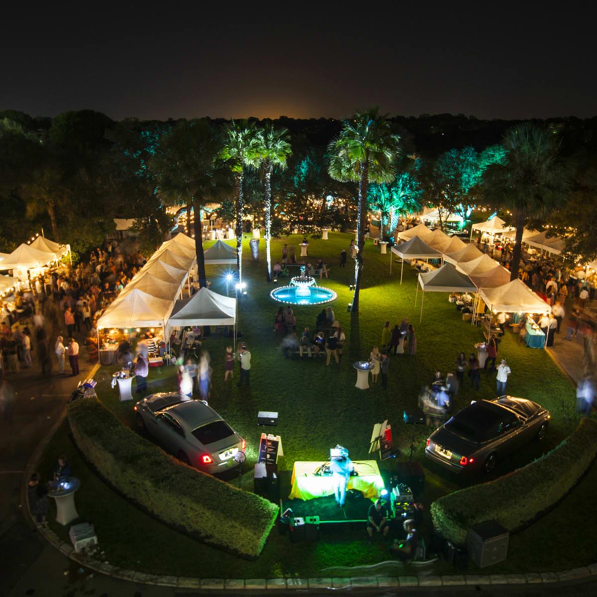 The Contemporary Austin_Dolce Vita Food & Wine Festival_Laguna Gloria
