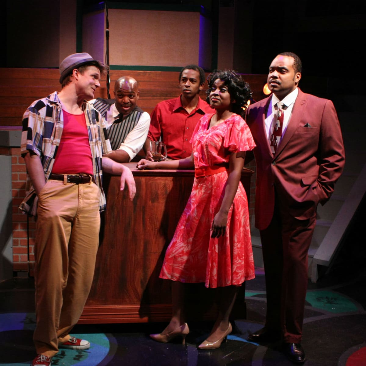 Theatre Three presents Memphis