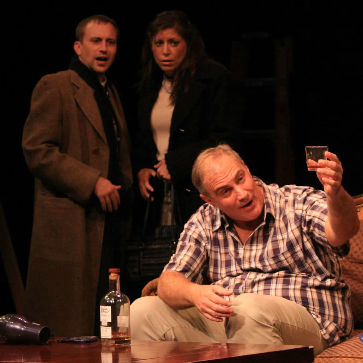 Our Productions Theatre Co. presents God of Carnage