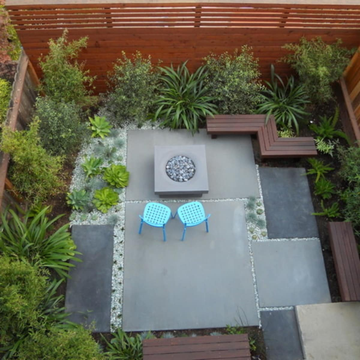 Houzz garden design 5