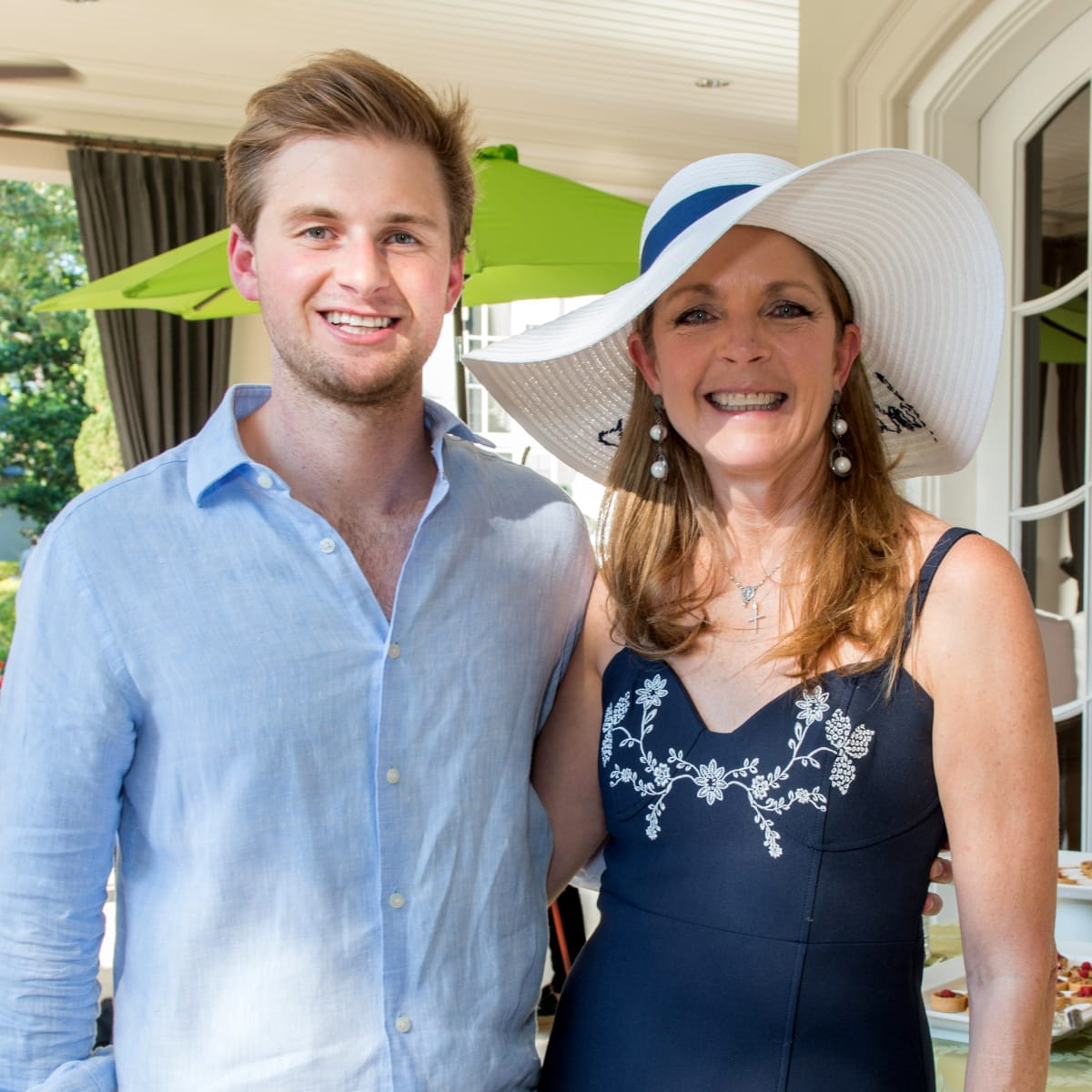 Houston, Hats, Hearts & Horseshoes benefiting Bo's Place 2017, May 2017, Patrick Fertitta, Paige Fertitta