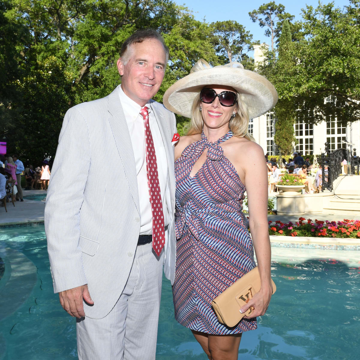 Houston, Hats, Hearts & Horseshoes benefiting Bo's Place 2017, May 2017, Christie Sullivan, Mark Sullivan