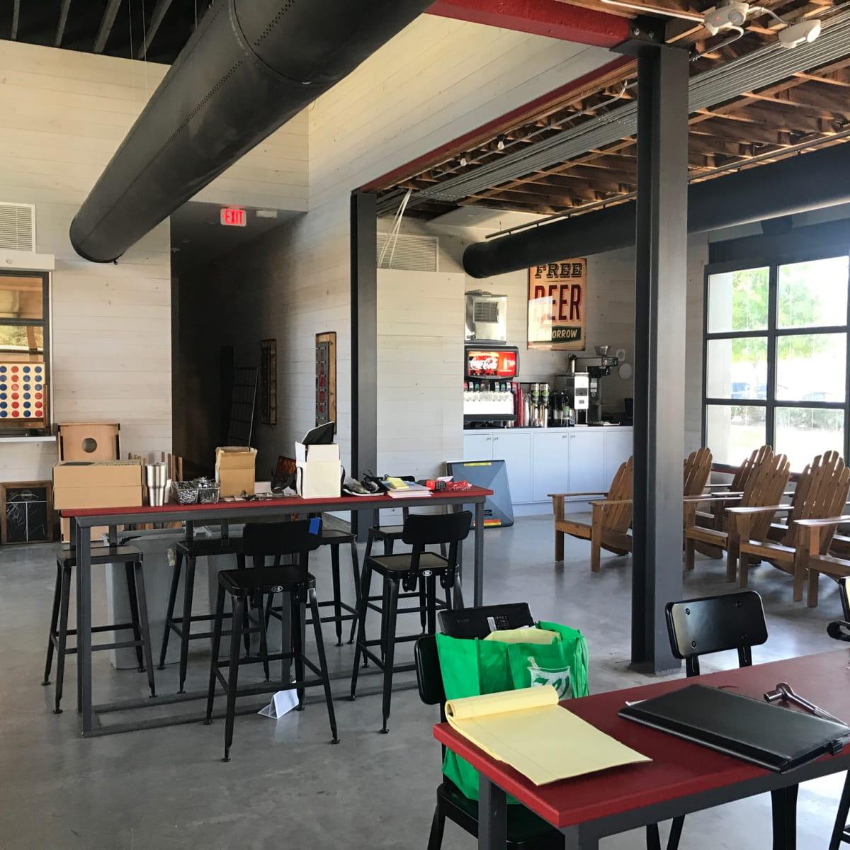 FM Kitchen & Bar interior